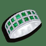Emerald Ring Sketch