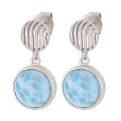 Larimar Ladies Earrings
