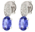 Tanzanite Ladies Earrings