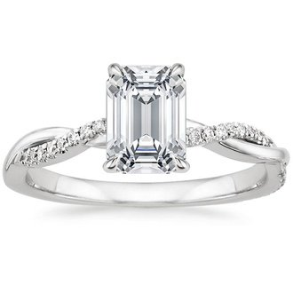 Diamond Emerald Cut