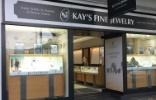 Nassau Bay Street Kings Court Building storefront